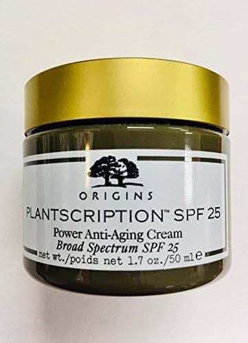 Facial Moisturizer: Origins Plantscription Power Anti-Aging Cream