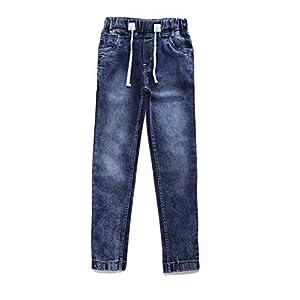 chopper club Boys Denim Jogger Jeans