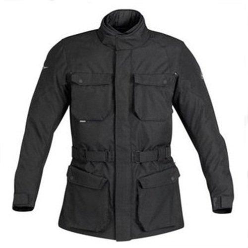 Alpinestars Messenger Waterproof Jacket, Gender: Mens, Apparel Material: Textile, Size: Lg, Primary Color: Black 32087010L