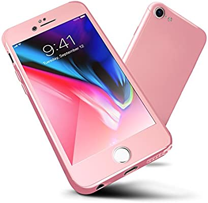 ORETECH Funda iPhone 6s/6, Carcasa iPhone 6/6s Case Cover 360 ...