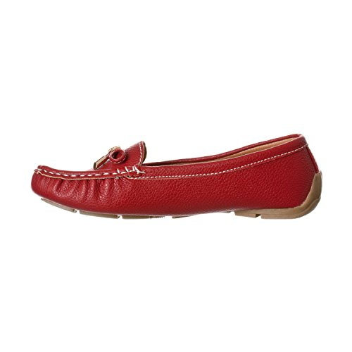 Forever Link Girls 'Jimmi-05K' Moccasin Style Loafers: Amazon.ca: Shoes &  Handbags