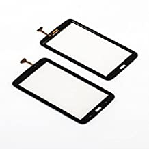 """7"""" Touch Screen Digitizer Replacement For Samsung Galaxy TAB 3 SM-T210 T211 T2105 P3200 P3210 +tool (black)"""