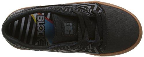 DC Shoes Tonik - Zapatillas para niños Noir (Bgm)