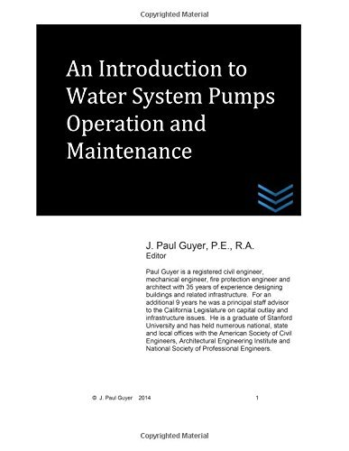 08 Platform Pump (An Introduction to Water System Pumps Operation and Maintenance by J. Paul Guyer (2015-02-08))