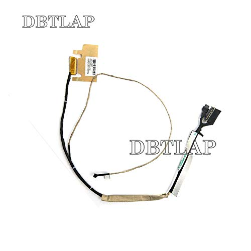 New LVDS LCD LED Flex Video Screen Cable for HP Pavilion TouchSmart 14-B 14-B000 14-B100 Touchscreen DD0U33LC200