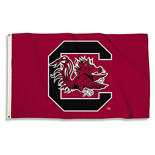 NCAA South Carolina Fighting Gamecocks Unisex NCAA 3 X 5 Foo
