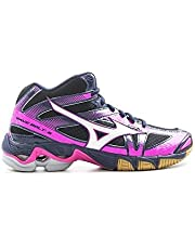 Mizuno Wave Bolt 6 Mid Wos 72 12