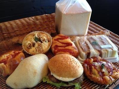 惣菜パンセットA