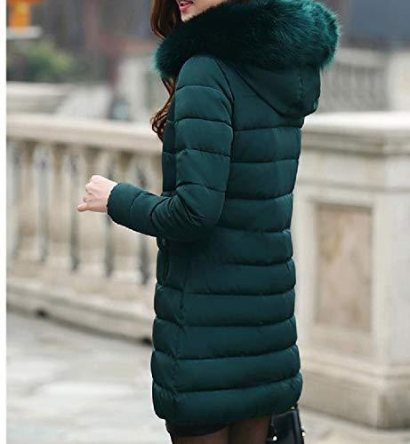 with Brumal Off Faux Fur Anorak Oversized Hood EnergyWomen white Jacket Thickened ESwUqxT