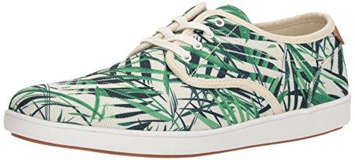 Steve Madden Menns Florider Sneaker Grønn / Multi
