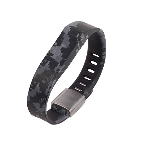 1pc Large beautiful Replacement Band With Clasp for Fitbit FLEX Only /No tracker/ Wireless Activity Bracelet Sport Wristband Fit Bit Flex Bracelet Sport Arm Band Armband