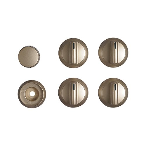Bosch 00754387 Range Knob Set Genuine Original Equipment Manufacturer (OEM) Part