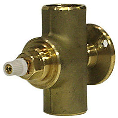 Rowe 3/4 Inch Concealed Wall Valve - Rohl U.3240R 3/4-Inch, Rough Only