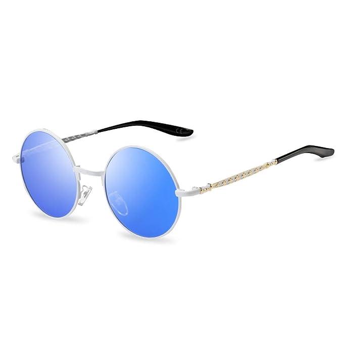 AMZTM Gafas de Sol Steampunk para Niños/Niñas Polarizadas ...