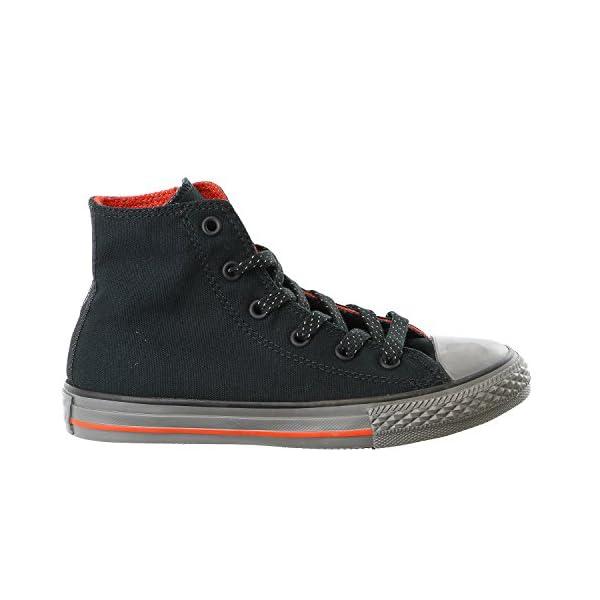 Converse Kid's Chuck Taylor All Star Hi Top Fashion Sneaker Shoe