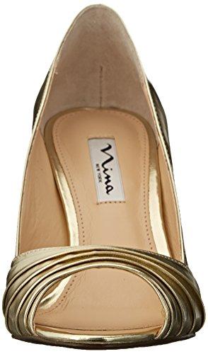 Nina Womens Vesta YY Dress Pump Fools Gold
