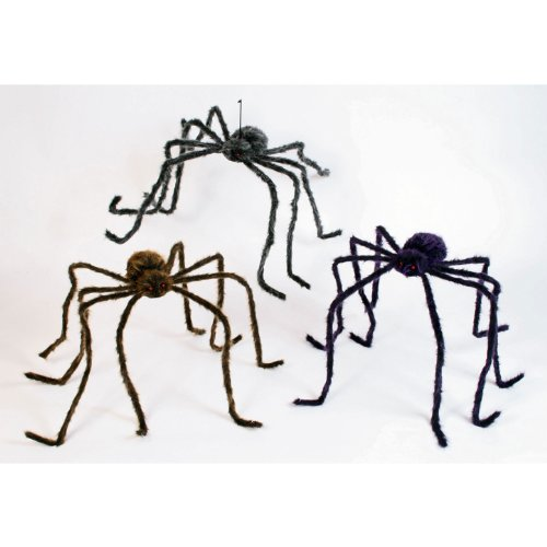 Fun World Hairy Posable Spider