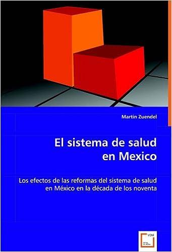 Book El sistema de salud en Mexico