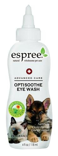 Espree Aloe OptiSoothe Eye Wash and Clear Rinse 4 oz, My Pet Supplies