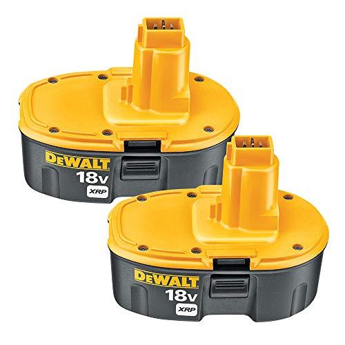 DEWALT DC9096-2S 18V XRP Battery Combo Pack