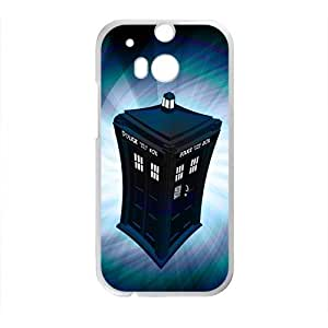 DAZHAHUI Doctor who Phone Case for HTC One M8