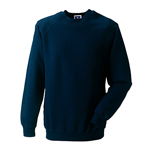Russell Jerzees Colors Classic Sweatshirt (L) (French Navy)