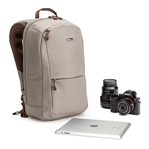 (Think Tank Perception Tablet Taupe Backpack)