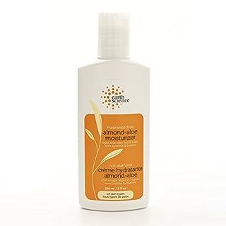Earth Science Almond-Aloe Moisturizer Fragrance Free 5 oz.