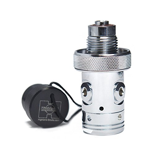 XS Scuba Compact DIN First Stage