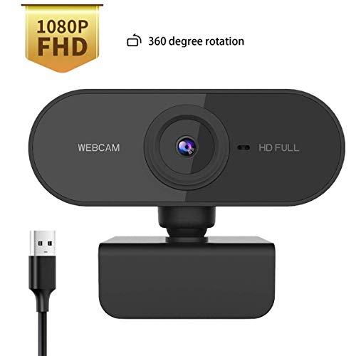 🥇 Webcam con micrófono