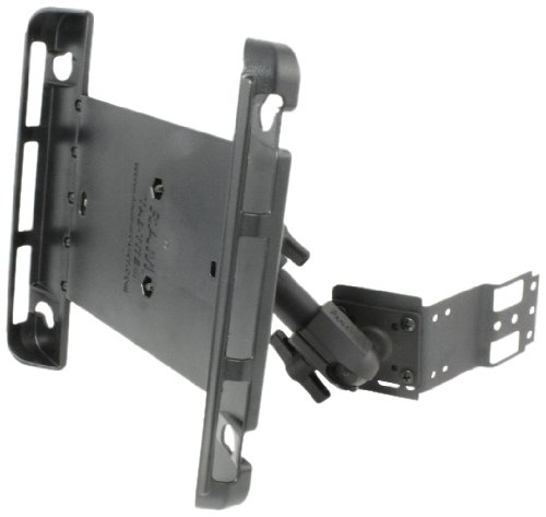 Padholder Ram Series Spring Loaded Holder 06-11 Honda Civic & 06-09 Acura CSX (Canada) for iPad & Other Tablets