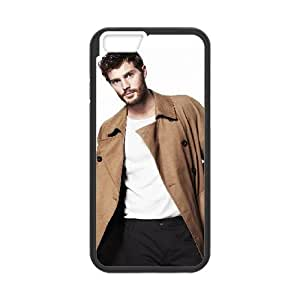 iPhone 6 4.7 Inch Cell Phone Case Black Jamie Dornan 001 HIV6755169566600