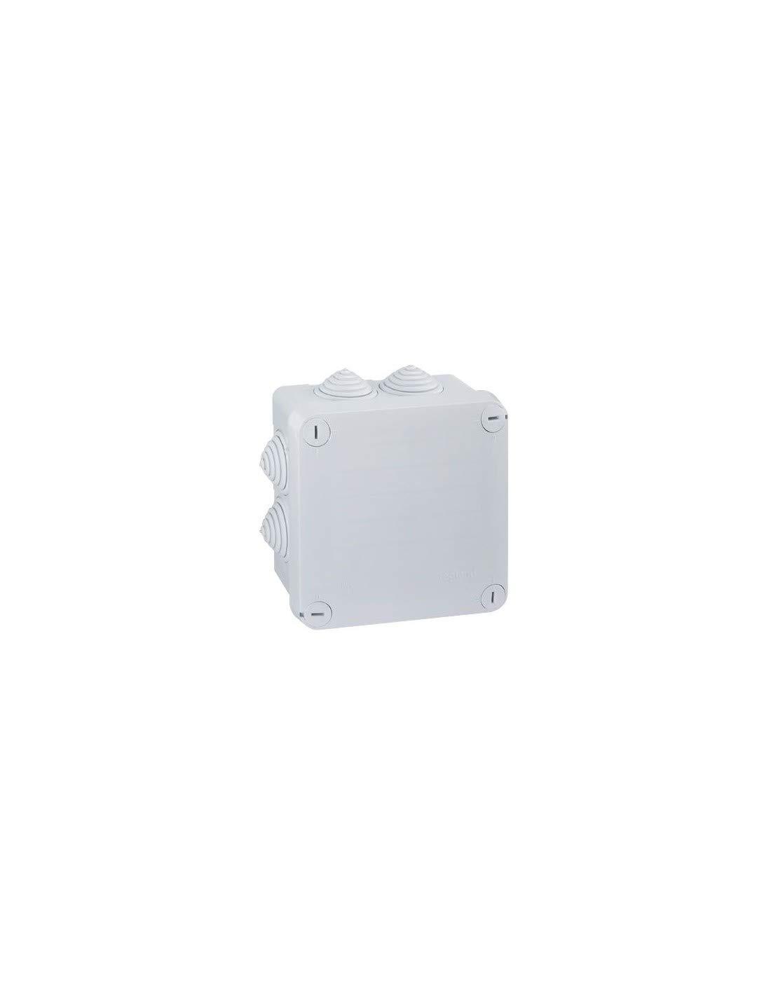 Legrand LEG92205 Plexo Bo/îte carr/ée /étanche Gris