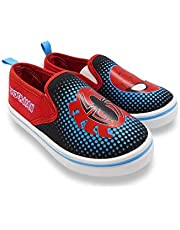 Spider-Man Casual Canvas Shoes for Toddler Boys