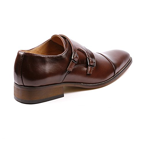 Shopping Product  Q Mens Monk Strap Shoes