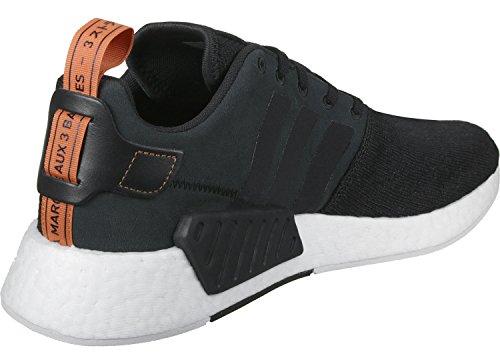 Negbas de Zapatillas Cosfut Unisex Negro r2 NMD Adidas Negbas Deporte Adulto Aqx8tnHw