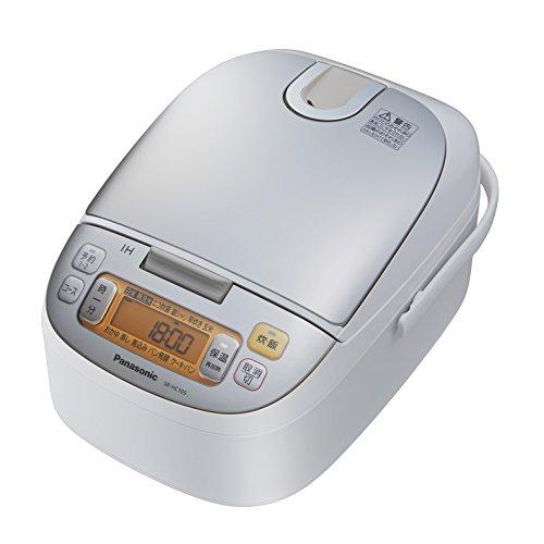 パナソニック IHジャー炊飯器 5.5合 シャンパンホワイト SR-HC105-W