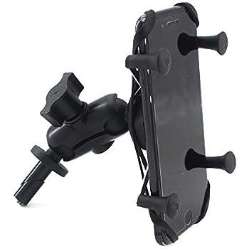 GPS Navigation Frame Mobile Phone Navigation Bracket (13MM) For Suzuki GSX1300R Hayabusa 08-18 GSX-R1000 05-08 GSX-R600/750 04-05 Yamaha YZF-R1 04-18 YZF-R1S/M 15-18 YZF-R6 06-18 Honda CBR600RR 07-17