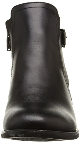 Tom Tailor Damen Chelsea Boots Schwarz (Black)