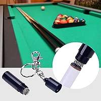 LDFV Pajarita de Billar/Pool/Snooker Cue Tips, Herramientas de ...