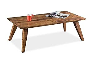 Driftingwood Sheesham Wood Coffee Table in Natural Finish