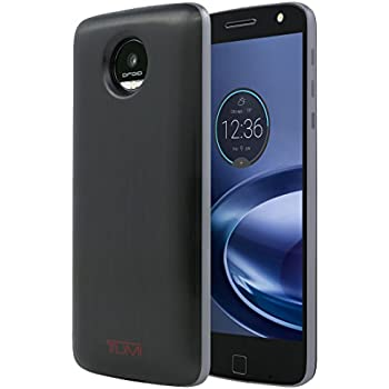Amazon.com: Motorola Battery Case for Moto Z - Black ...