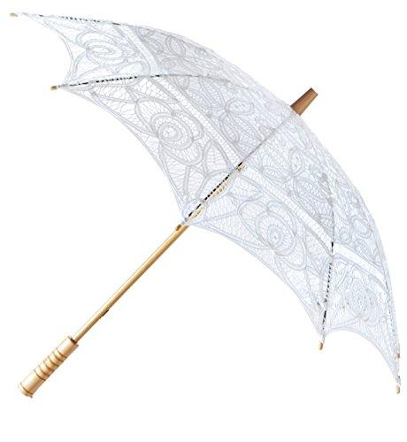 the-1-for-vintage-batternburg-lace-parasol-8-colors-white