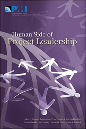 Ebook for mobile computing free download The Human Side of Project Leadership DJVU