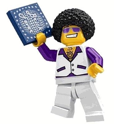 LEGO - Minifigures Series 2 - DISCO DUDE: Toys & Games