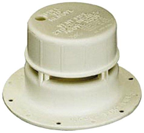 Ventline 62334 White Plastic, Vent (Pipe Vent Cover)