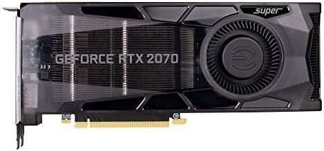 EVGA 08G-P4-3070-KR - Tarjeta gráfica (GeForce RTX 2070 ...