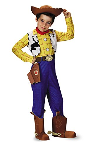 Toy Story Sheriff Woody Kids Costume