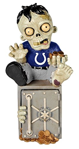 Indianapolis Colts Figurine (Indianapolis Colts Zombie Figurine Bank)