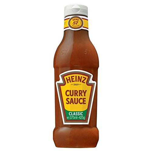 Heinz salsa de curry 375ml